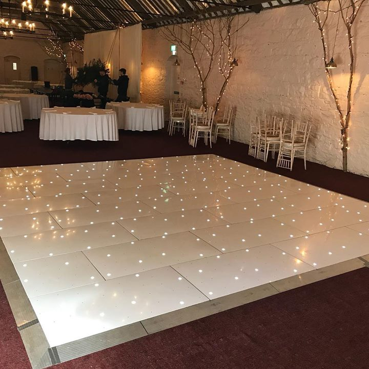 Starlight wedding led dance floor hire northern ireland ireland pretty led dancefloor perfect for your all important first dance congratulations to our lovely couple solutioingenieria Gallery