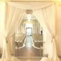 Entrance draping