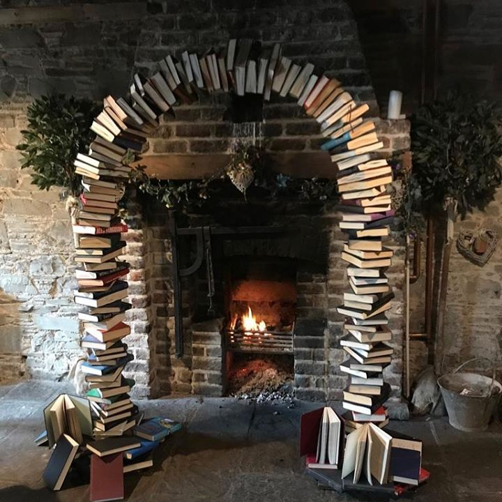 🥰 Wow alert. Just love getting our bookarch hired out. Wow wow it looked so at home for our lovely couple Aisling & Chris Wedding Ceremony in the Mill at Ballydugan. Their Wedding photos will be t...
