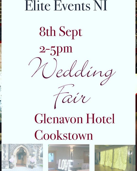 Little date for your diary. We will be exhibiting at the Glenavon Hotel in Cookstown on the 8th Sept. We hope you can make it and we look forward to meeting you x #gettingmarried #weddingideas #weddin...